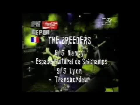 The Breeders: Live Announcement
