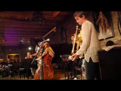 Santos Silva/Wodrascka/Svendsen/Berre @ Kongsberg Jazz 2016