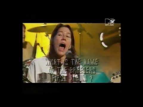 The Breeders Competition Ad (MTV 1993)