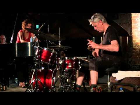 Magda Mayas, Tony Buck @ Kongsberg Jazz July 4th, 2015