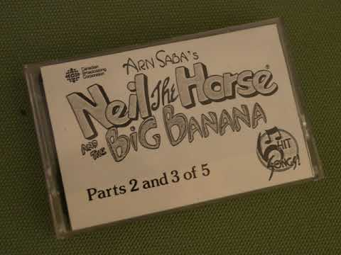 Neil the Horse and the Big Banana (part 2)