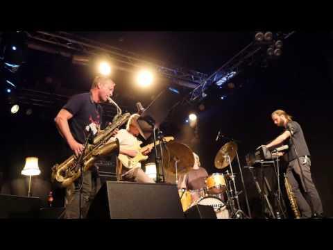 Krokofant & Mats Gustafsson @ Kongsberg Jazz 2016