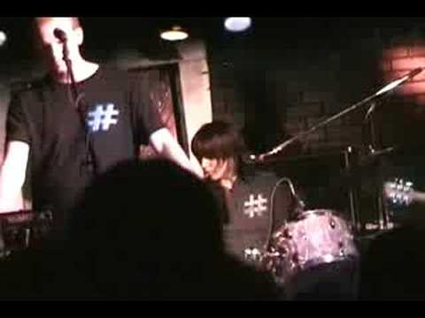 """Numbers """"I'm Shy"""" Bottom of the Hill 4/5/2003"""