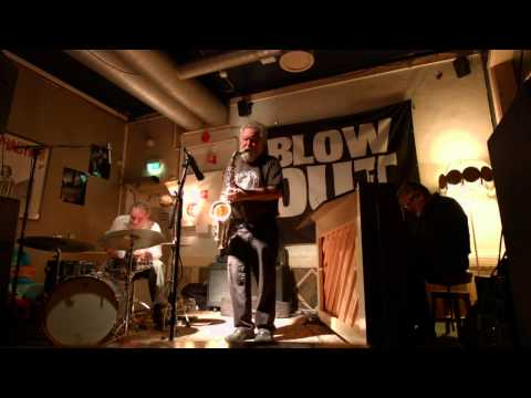 Blow Out 2015: Schlippenbach Trio