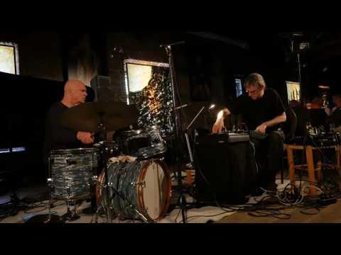 Roger Turner and Thomas Lehn @ Kongsberg Jazz 2016