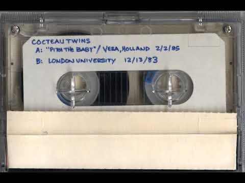Cocteau Twins Live at London University 12/13/83 (bootleg audience recording)
