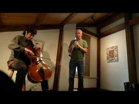 Frode Gjerstad & Fred Lonberg-Holm @ Kongsberg Jazz 2017
